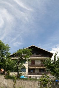 Photo for Bright apartment of 90m2 overlooking Barcelonnette. Panoramic View.