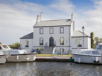 The Harbour Master's House - ideal for our large group