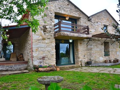 Photo for Beautiful rural house near Pontevedra