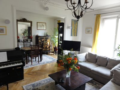 Photo for Saint Antoine 3BR near Place des Vosges