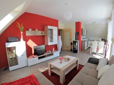 Photo for 3 room upper floor - holiday home Müritzlust - vacation apartments