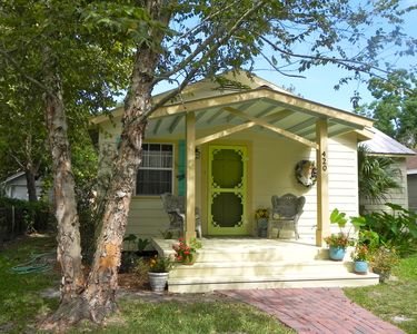 Russell Cottage: Your home away from home.