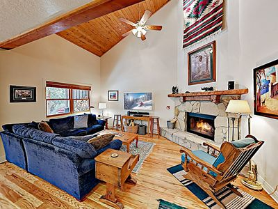 Photo for Spacious Alpine Haven w/ Private Hot Tub & Luxe Master Suite: Near Resorts