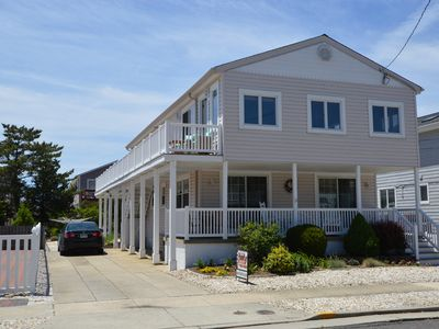 Photo for Stone Harbor/Avalon Getaway! One block from beach!
