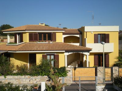Photo for NEW AND FINISHED PENTHOUSE ON THE SEA WITH LARGE TERRACE - GALLIPOLI - 6 / MAX 8 P.
