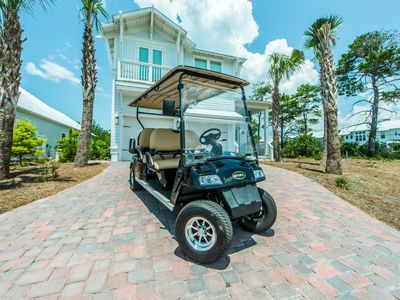 Photo for 7th Night Free (8/11-12/31)* 6 Seater Golf Cart! 3,000+ Sq Ft! ~ Sea-Renity at Prominence South 30A