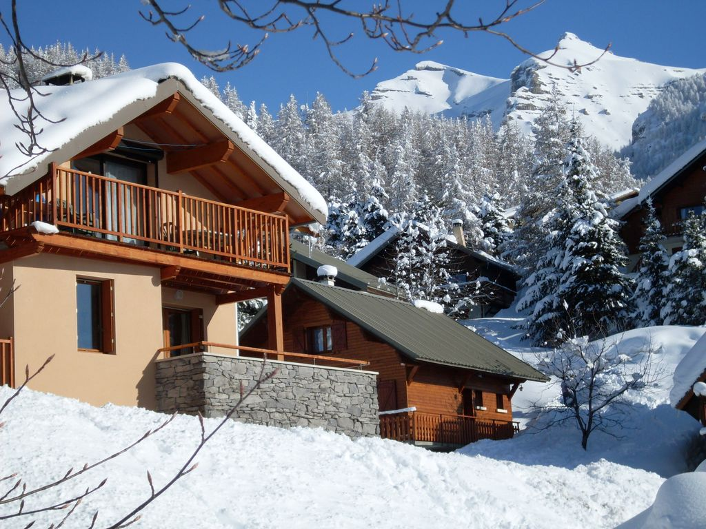 location appartement ski hautes alpes