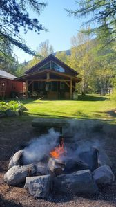 Photo for FLATHEAD RIVER RETREAT is located on the beautiful Flathead River