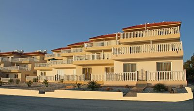 Photo for Nissi Beach Seaview Penthouse South Facing balcony - WIFI, pool, near beach
