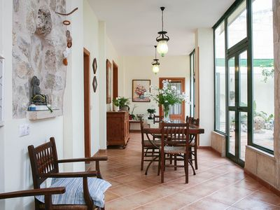 Photo for Special offer in May. Family house with free wifi, with interior patio