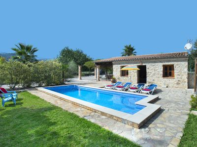 Photo for Enjoy the Private Pool in Beautiful Villa Marina Golf