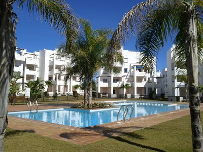 Photo for Lovely Second Floor Apartment On Las Terrazas Golf Resort