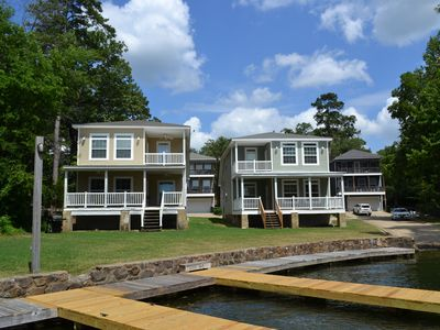 Photo for Great place to stay on the Lake!Minutes to Oaklawn, Downtown & all the fun...