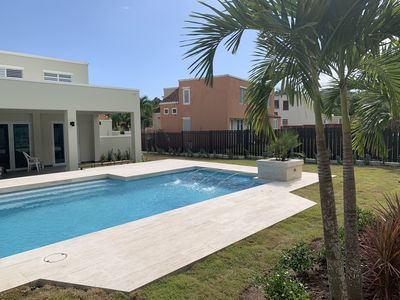 Photo for Beautiful and luxurious villa with pool at Palmas del Mar Resort