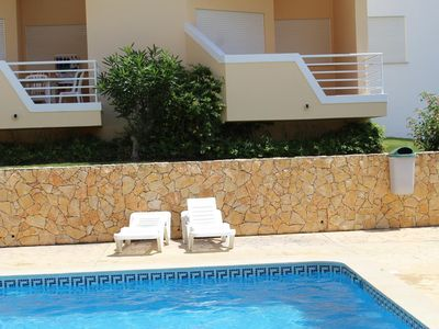 Photo for 1BR Apartment Vacation Rental in Alvor, Faro