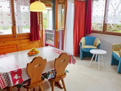 Photo for Vacation home Hugli in Mormont - 4 persons, 1 bedrooms