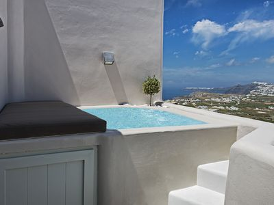 Photo for Stunning Newbuilt Villa With Incredible View Of The Whole Island With Jacuzzi!