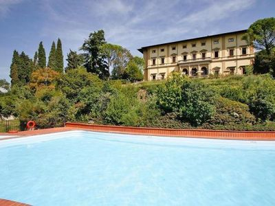 Photo for Holiday residence Villa Pitiana, Donnini  in Um Florenz - 6 persons, 2 bedrooms