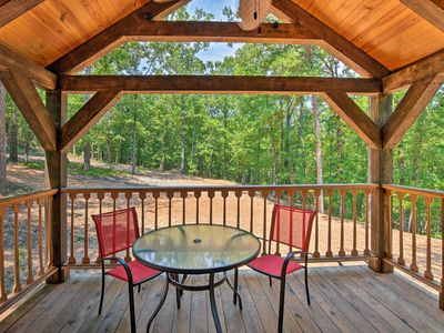 Photo for 'The Codex' Secluded Murfreesboro Cabin w/Fire Pit
