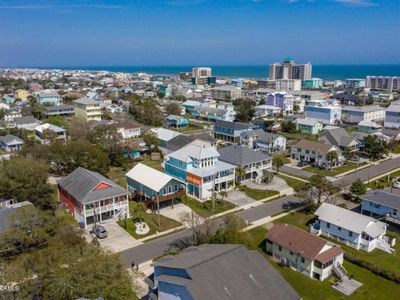 Photo for Seas the Day Chalet in Carolina Beach, Waterview & Short Walk to the Beach!