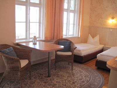 Photo for App. 3 (1 floor, with balcony and lake view) - Villa Maria in the historic spa style