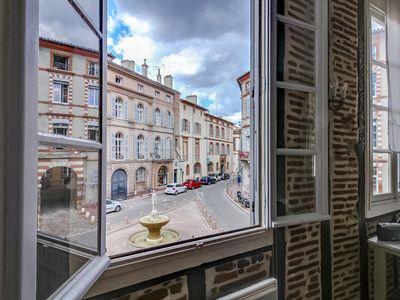 Photo for 1BR Apartment Vacation Rental in Toulouse, Haute-Garonne
