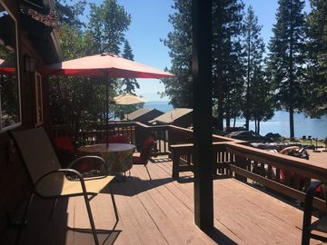 Peninsula Village, Lake Almanor Peninsula, CA, USA