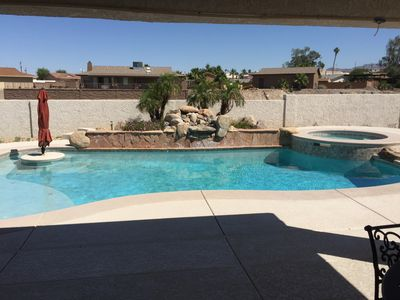 Photo for Beautiful Family-Friendly Pool/Spa Home