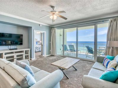 Photo for Expansive Condo on a Huge Stretch of Beach
