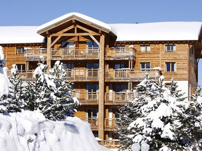Photo for Comfortable apartment at 25m from the skilift Vallée Blanche