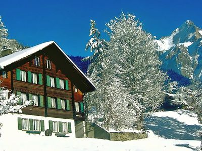 Photo for Holiday apartment Grindelwald for 2 - 4 persons with 1 bedroom - Holiday apartment