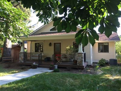 Photo for Charming Bungalow in Lower Rattlesnake, Close to Downtown & Trails