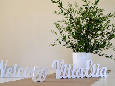 Photo for Welcome to Villa Elia