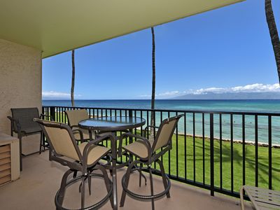 Photo for OCEANFRONT GORGEOUS  CONDO !!