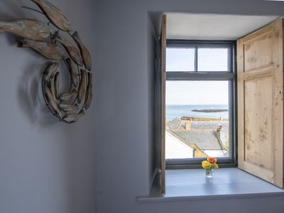 Photo for The Tiny House - Comfy Cornish home with lovely views in the heart of Mousehole!