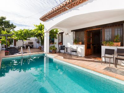 Photo for Villa Nieves with pool and free wifi