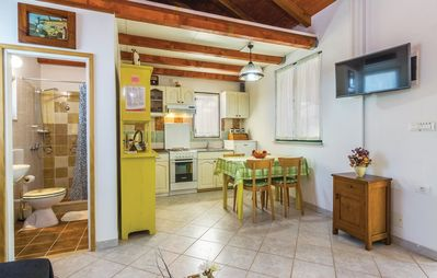 Photo for House in the center of Peroj with Internet, Air conditioning, Parking, Terrace (264869)