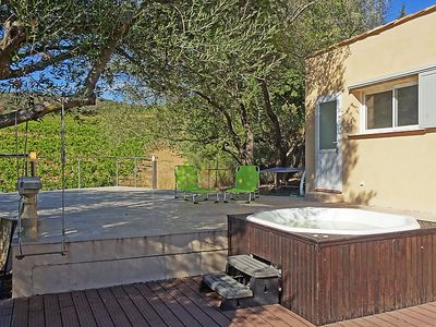 Photo for Vacation home Mi l'agradi  in Grimaud, Cote d'Azur - 8 persons, 5 bedrooms