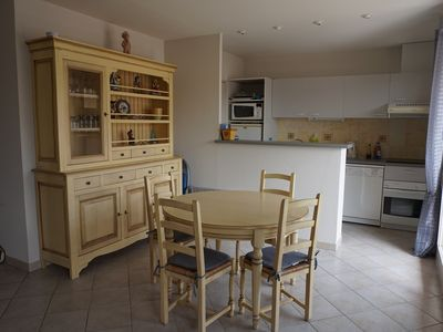 Photo for App. 2 bedrooms in the city center close to the beach and all shops