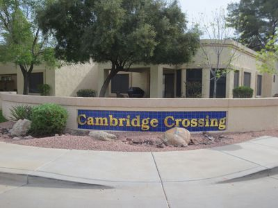 Welcome to Cambridge Crossing in Westbrook Village