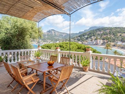 Photo for Fantastic Newly Renovated House on the Beach with Sea View, Garden, Terrace and Wi-Fi