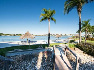 Photo for Wow!! Waterfront, Casually Elegant and Updated Bahia Vista II