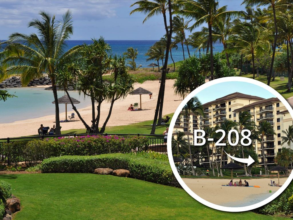 Luxury Ko Olina Beach Villa With Direct View Sleeps 6