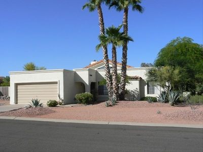 Photo for Beautiful One Story Fountain Hills House