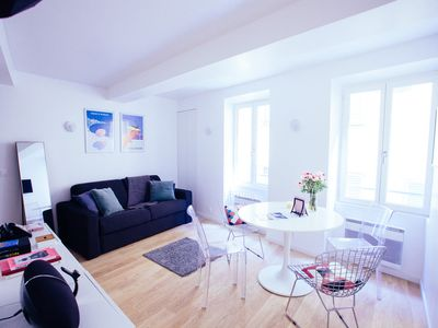 Photo for Quiet and cosy 1bdr in Vieux Nice!