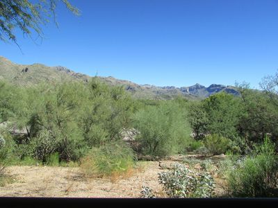 Photo for Casita-Single Story-Wood Floors-Extended Patio AND Mountain Views!