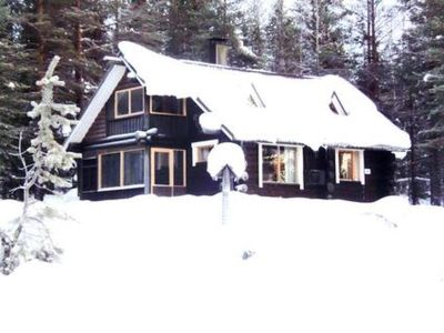 Photo for Vacation home Tunturitähti, lainio in Ylläsjärvi - 7 persons, 1 bedrooms