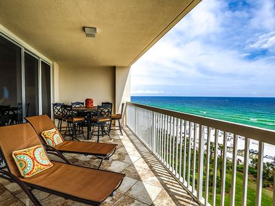 Photo for Gulf Front Condo in Destin w/ Amazing On-Site Amenities! Book Now!