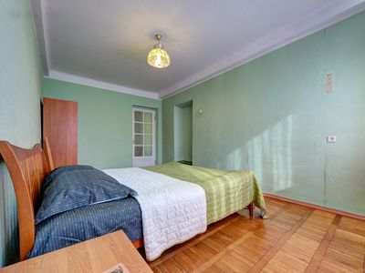Photo for Species two bedroom apartment on Lavra street