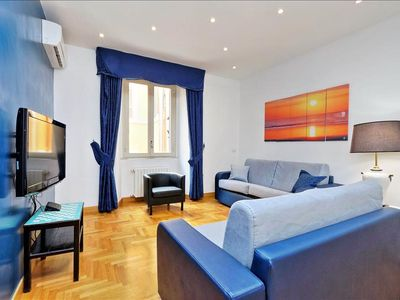 Photo for Luxury 2 bdr apt in Rome